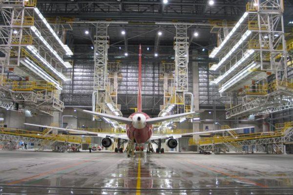 Qantas Hangar 245