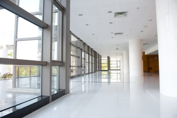 ARIA fit out