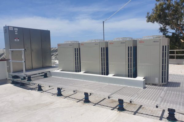 Upgrade of air conditioning for TAFE