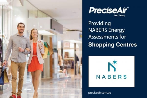 NABERS assessments for shopping centres